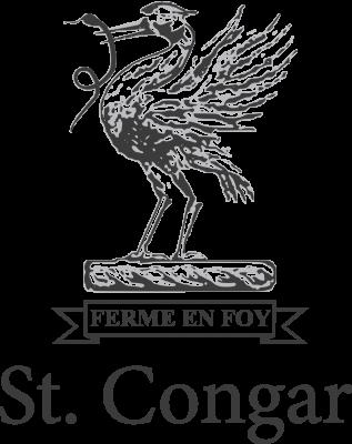 St Congar - Logo HD